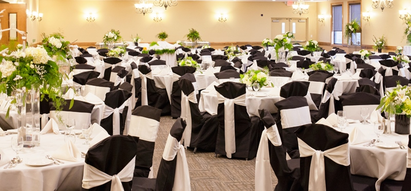 Rizzo's Reception Hall and Banquet Facility - Sebastiano Ballroom