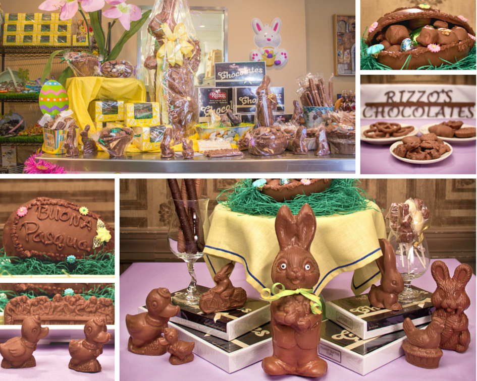 Rizzo's Easter Chocolates