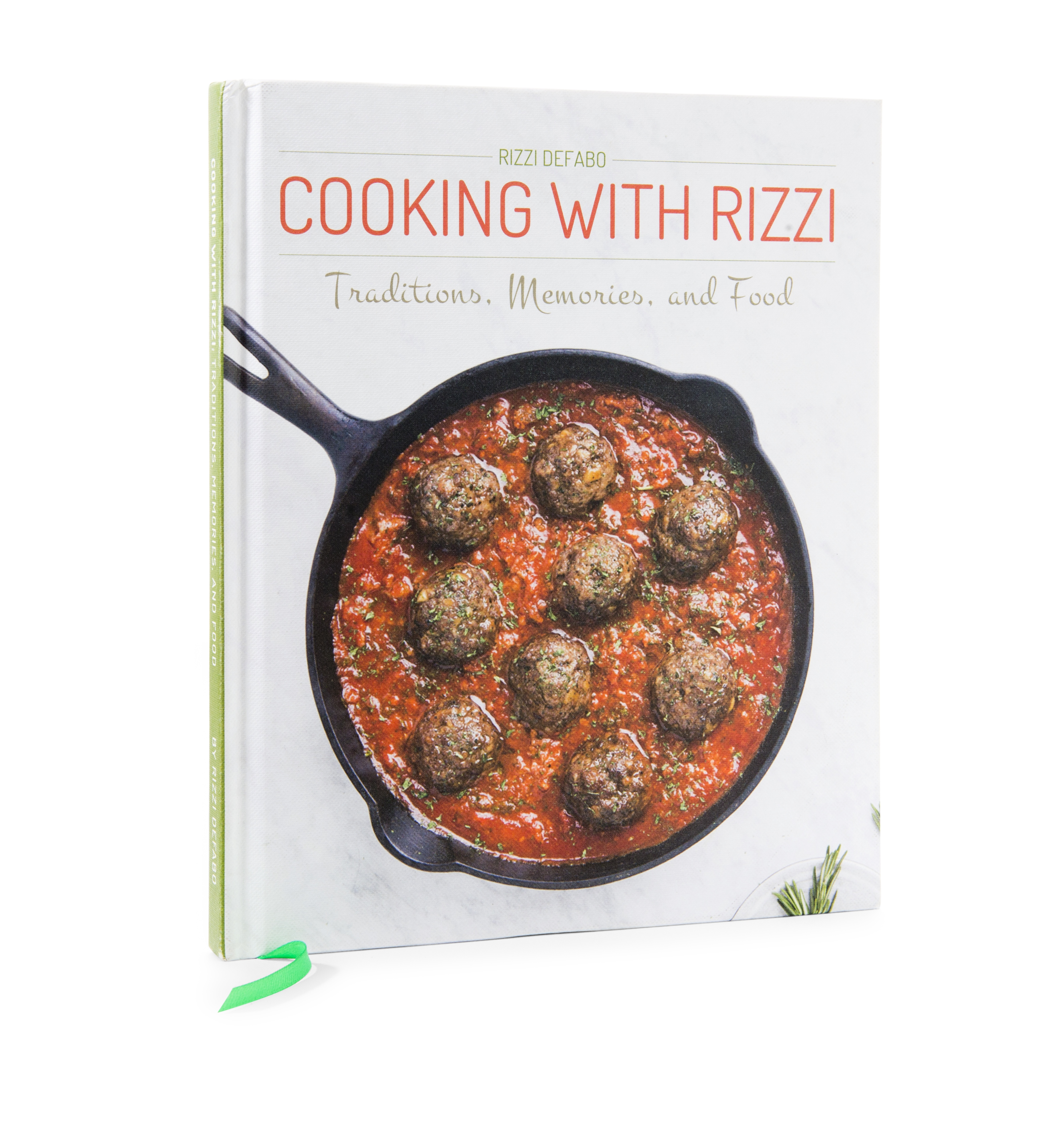 Cooking with Rizzi: Traditions, Memories, and Food